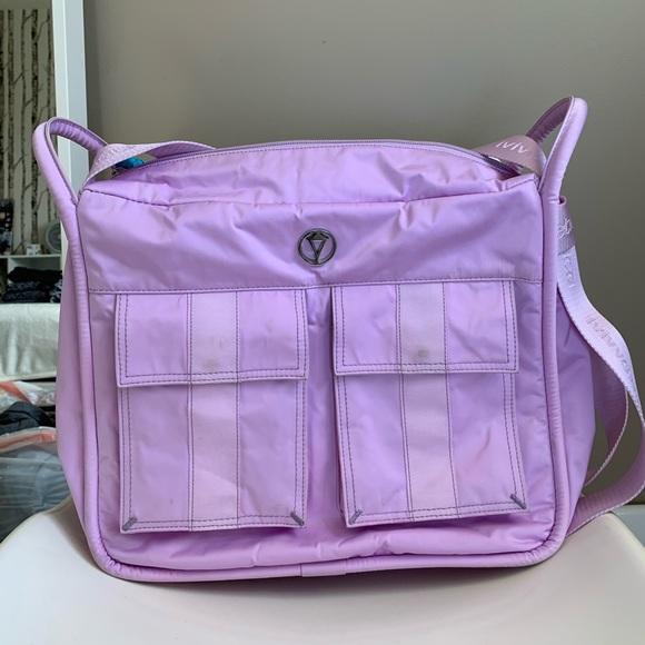 Purple iviva (lululemon) bag